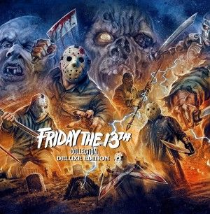 friday the 13th poster large