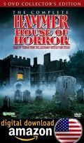 The Complete Hammer House Of Horror Amazon Us