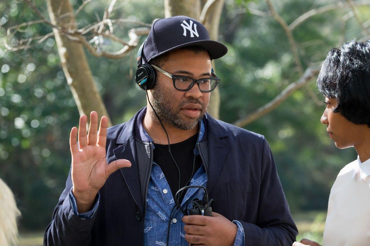 Writer/director/producer JORDAN PEELE. Credit: Justin Lubin