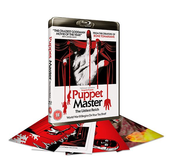 Puppet Master Littlest Reich Uk Blu Ray Large