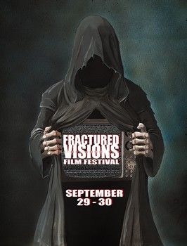 fractured visions film festival poster