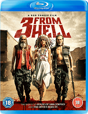3 From Hell Blu Ray Large