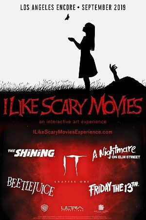 I Like Scary Movies Large