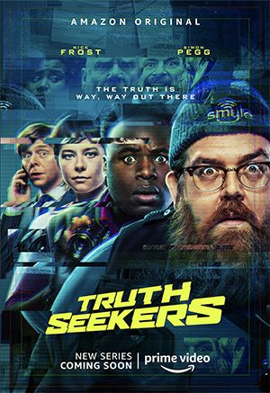 Truth Seekers Poster Large