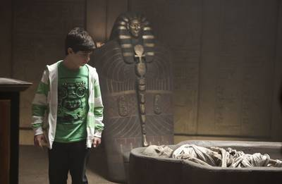 The Haunting Hour: Night of the Mummy