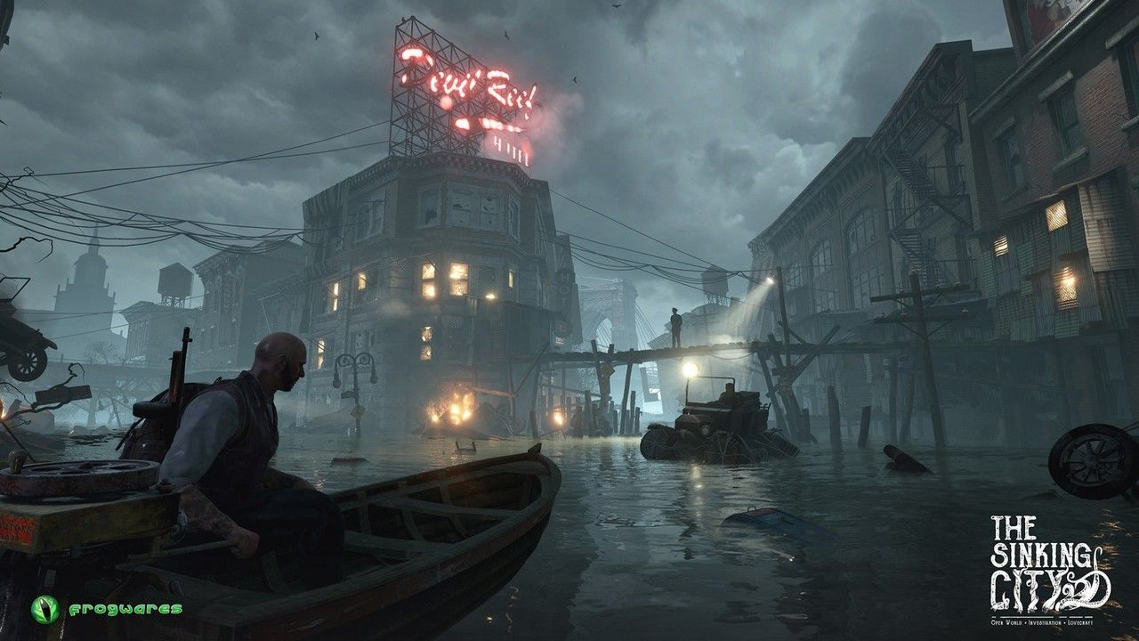 The Sinking City 04