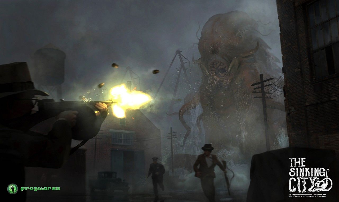 The Sinking City 05
