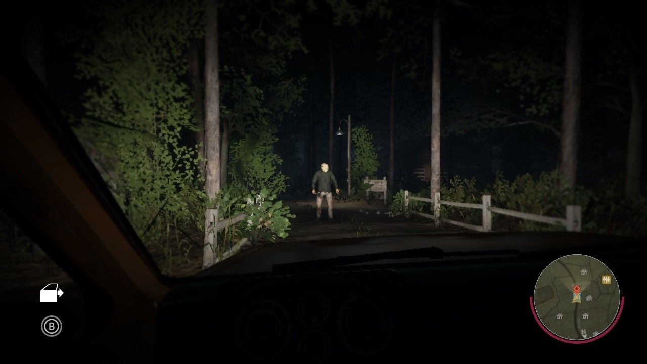 Friday The 13th The Game Nintendo Switch 01