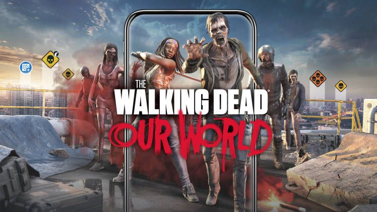 The Walking Dead Our World 01