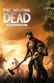 Telltales The Walking Dead Season 4 The Final Season Cover