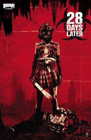 28 Days Later Volume 3 Hot Zone 00