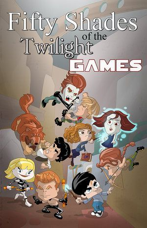Fifty Shades Of The Twilight Games 00
