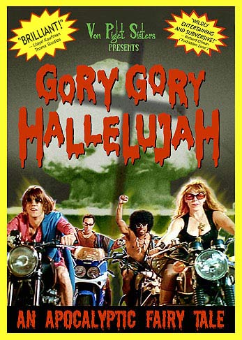 Gory Gory Hallelujah DVD