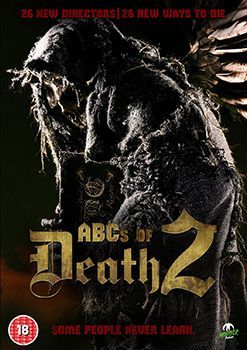 abcs of death 2 dvd