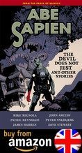 Abe Sapien Volume Two The Devil Does Not Jest Amazon Uk
