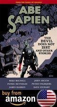 Abe Sapien Volume Two The Devil Does Not Jest Amazon Us