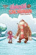 Abigail And The Snowman 1 Cover