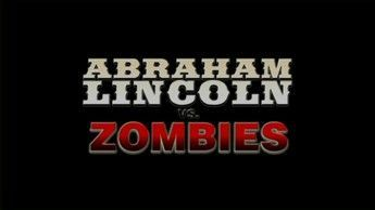 Abraham Lincoln Vs Zombies 02