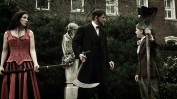 Abraham Lincoln Vs Zombies 12