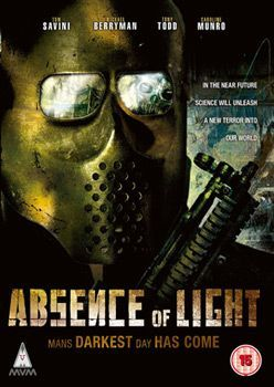 Absence Of Light Dvd