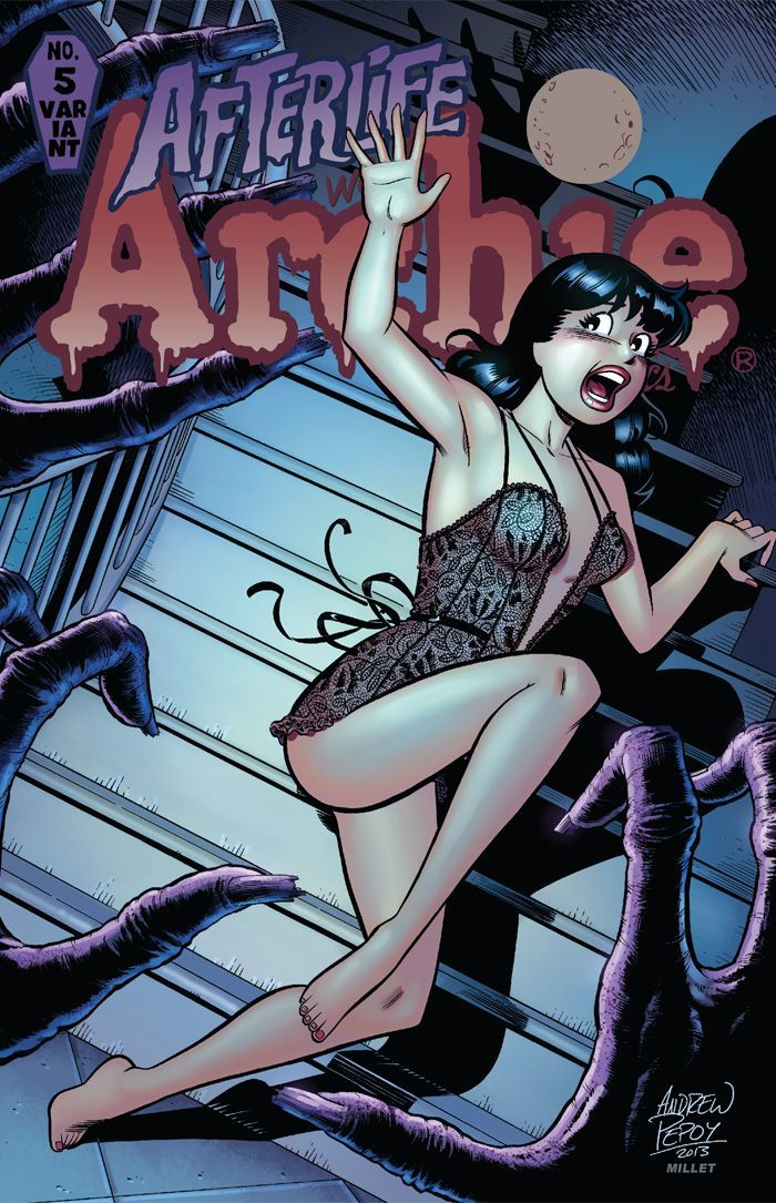 Afterlife With Archie 5 01