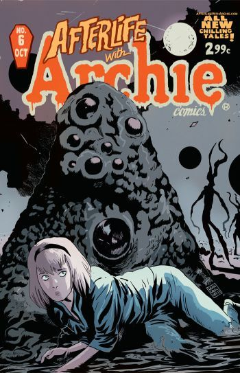 Afterlife With Archie 6 00