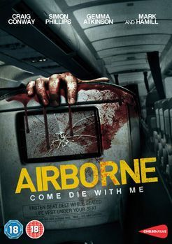 Airborne Dvd Cover
