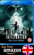 Buy Alien Infiltration Blu Ray