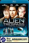Alien Trespass Blu Amazon Us