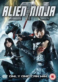 Alien Vs Ninja Dvd Cover