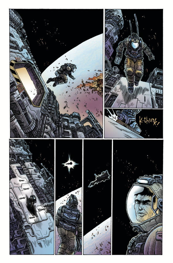 Aliens Dead Orbit 1 05