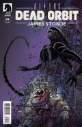 Aliens Dead Orbit 4 Cover