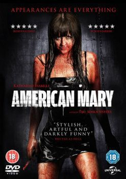 American Mary Dvd Cover