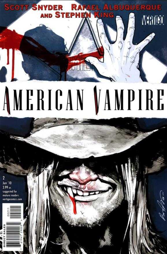 American Vampire Volume 1 02