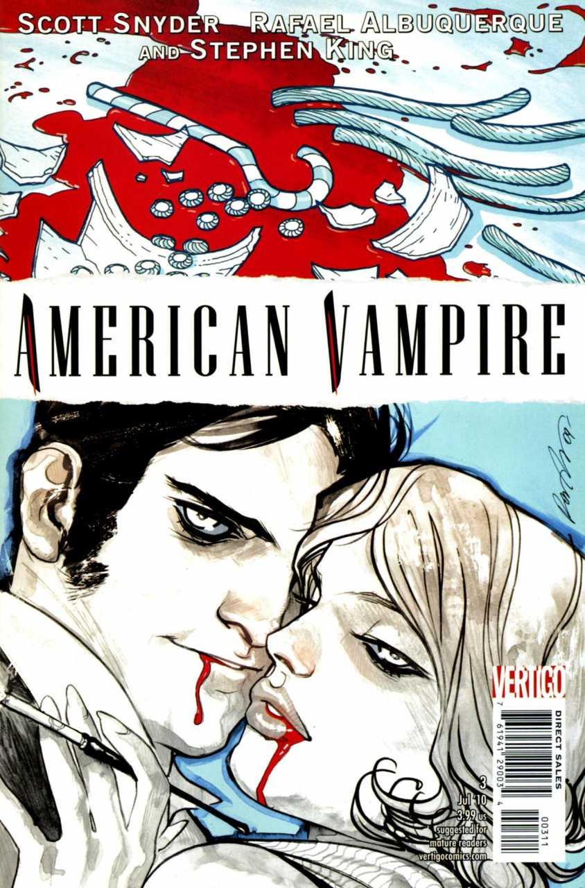 American Vampire Volume 1 03