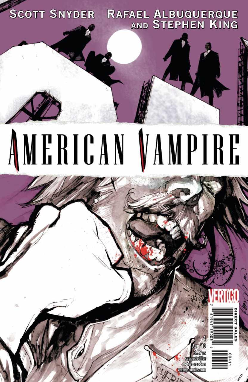 American Vampire Volume 1 04