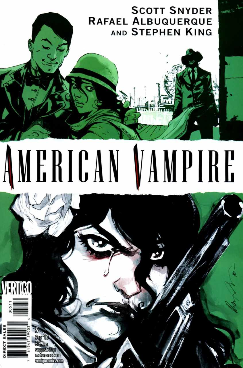 American Vampire Volume 1 05