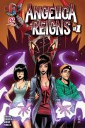 Angelica Reigns 1 Cover