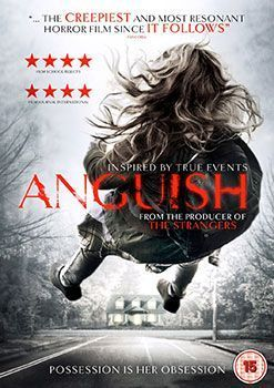 anguish dvd cover