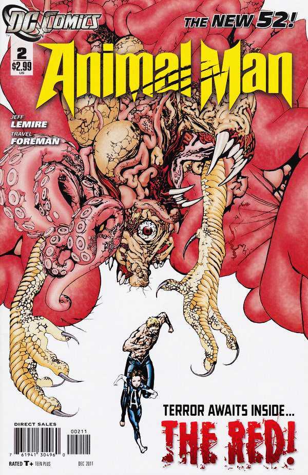 Animal Man Volume 1 01
