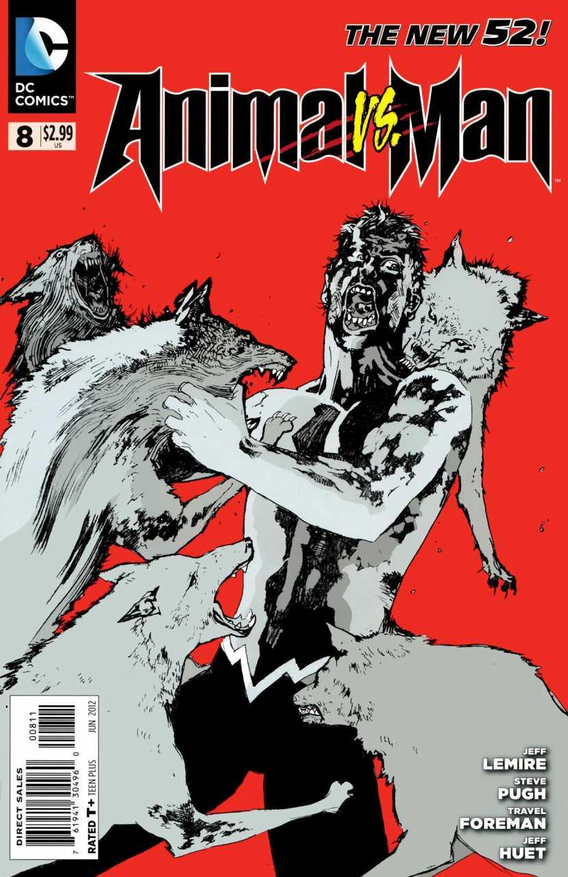 Animal Man Volume 2 02