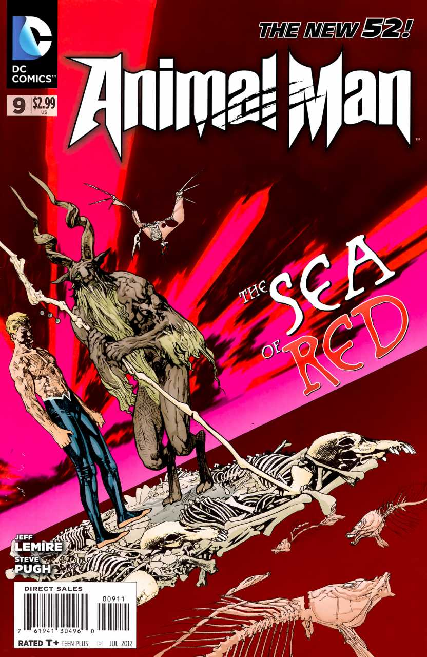 Animal Man Volume 2 03