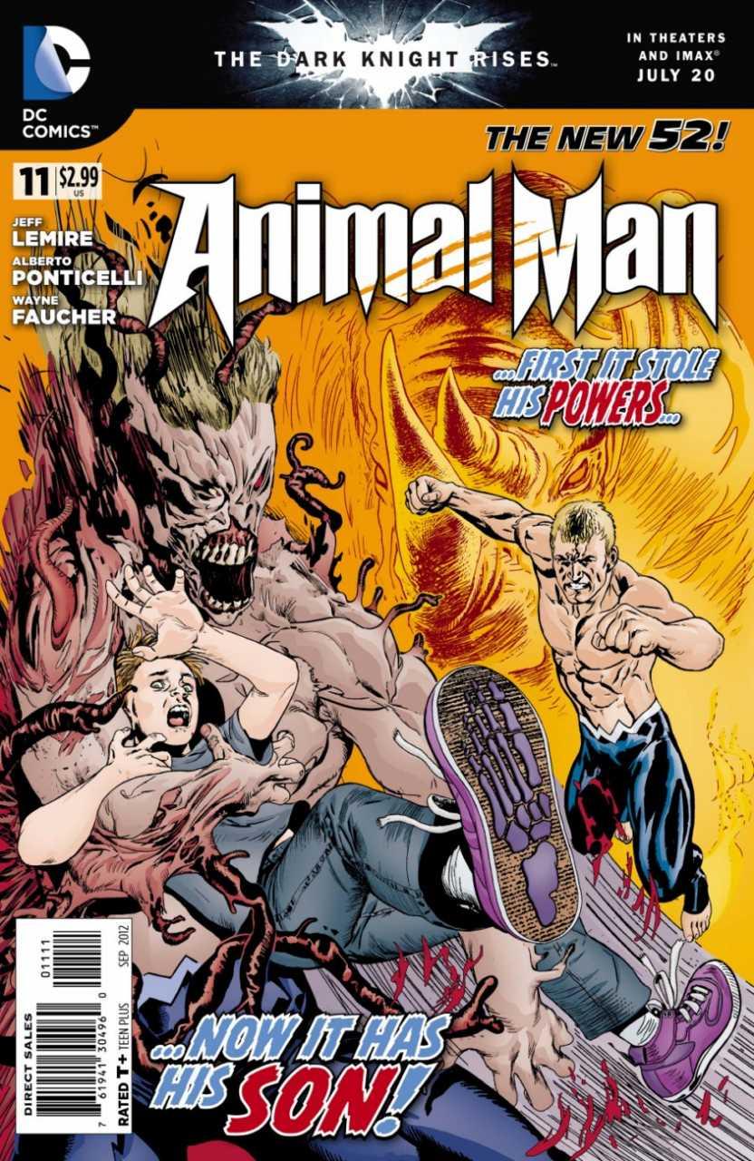 Animal Man Volume 2 05
