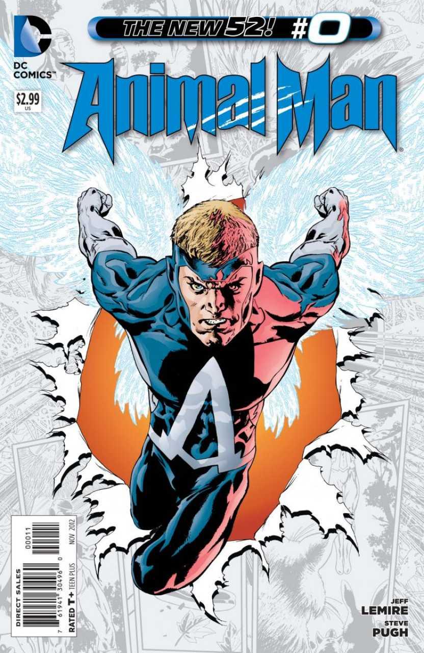 Animal Man Volume 2 06