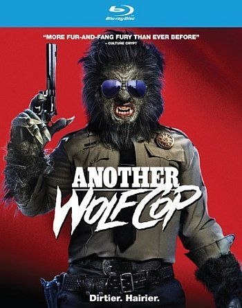 Another Wolfcop Blu Ray Poster