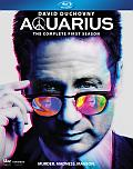 Aquarius Season 01 Blu Ray
