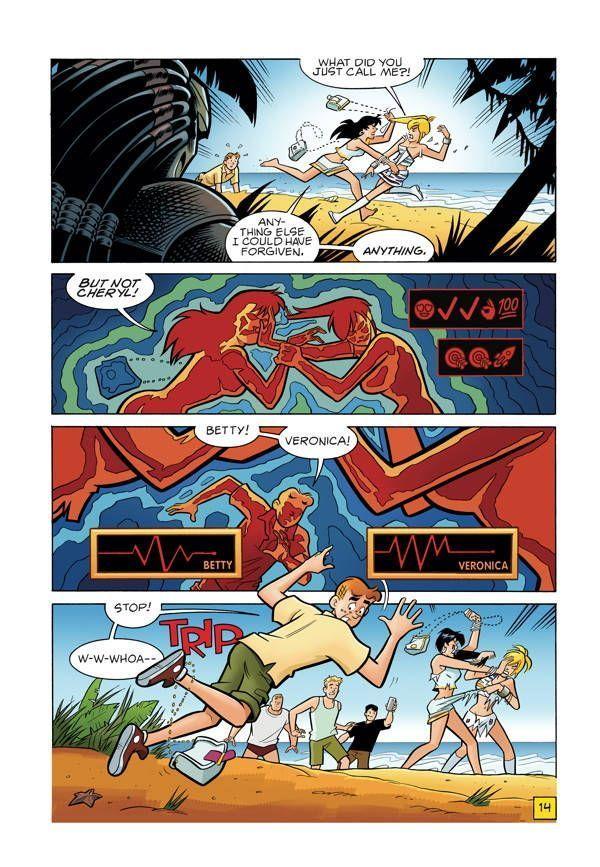 Archie Vs Predator 1 02