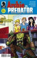 Archie Vs Predator 2 Cover