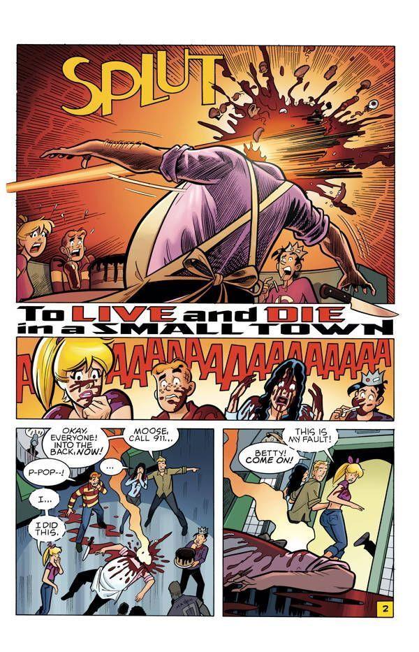Archie Vs Predator 2 02