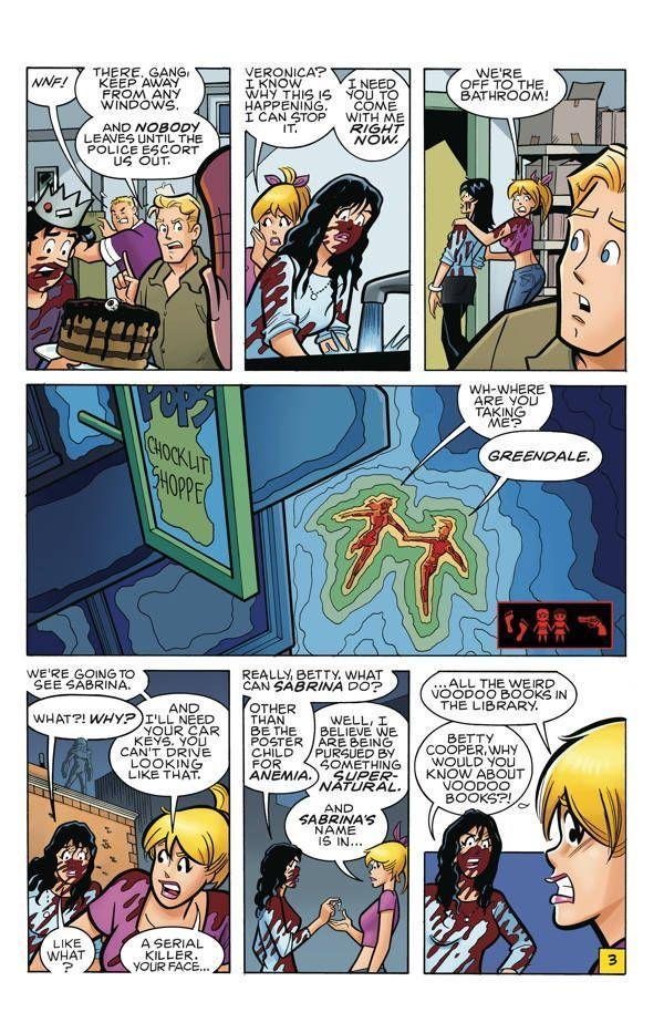 Archie Vs Predator 2 03
